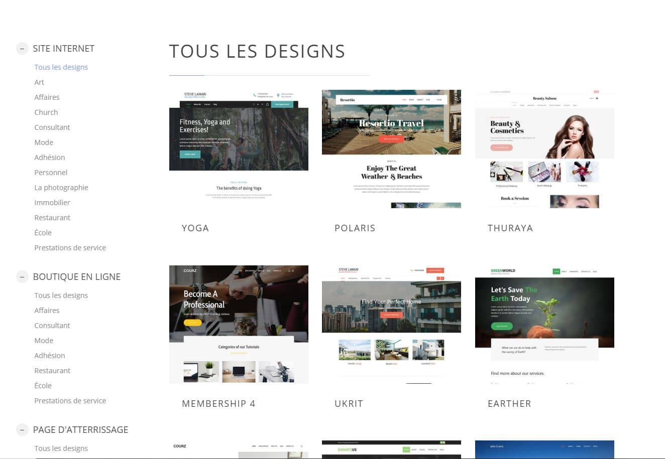 design pages tunnel