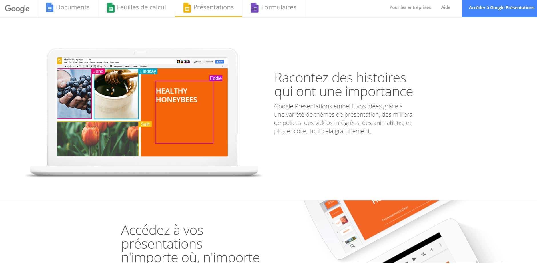 power point en ligne